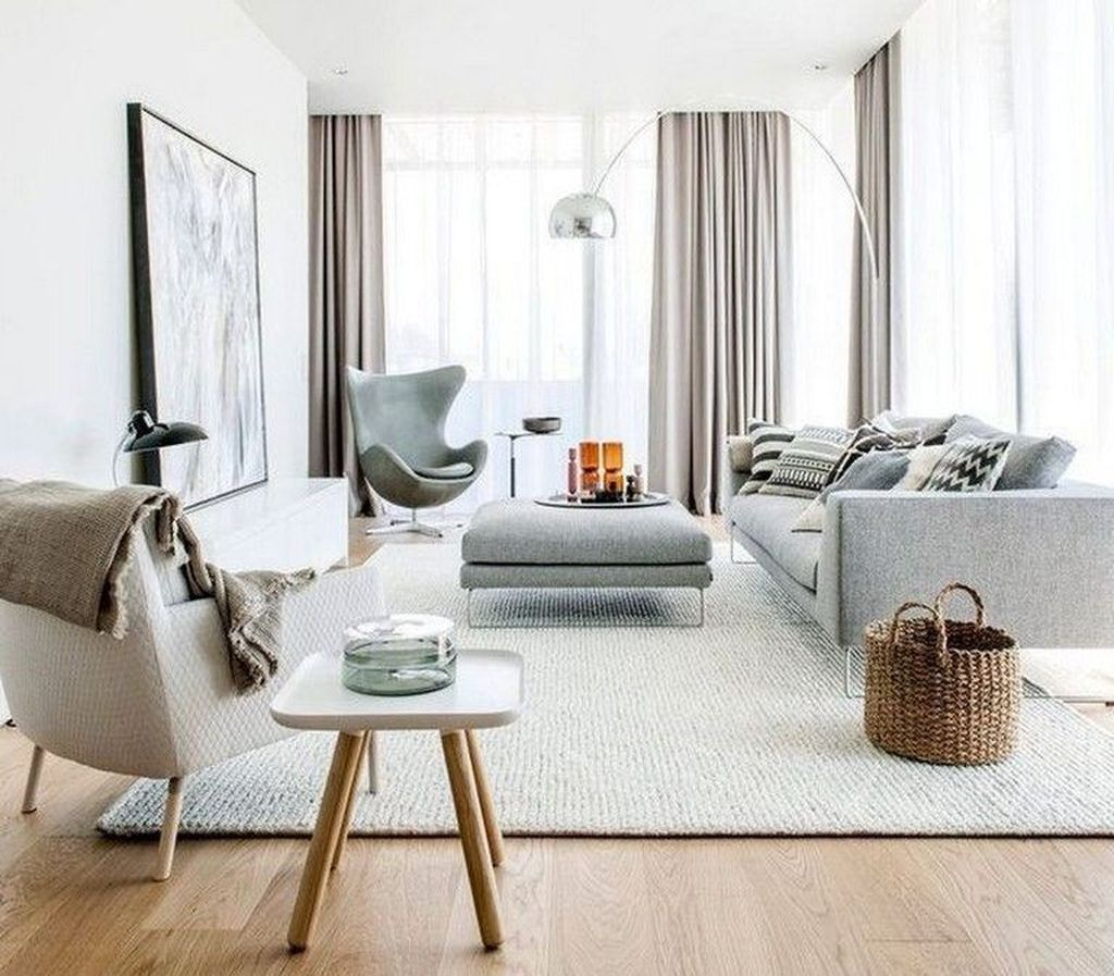 Stunning Apartment Living Room Decorating Ideas On A Budget 15