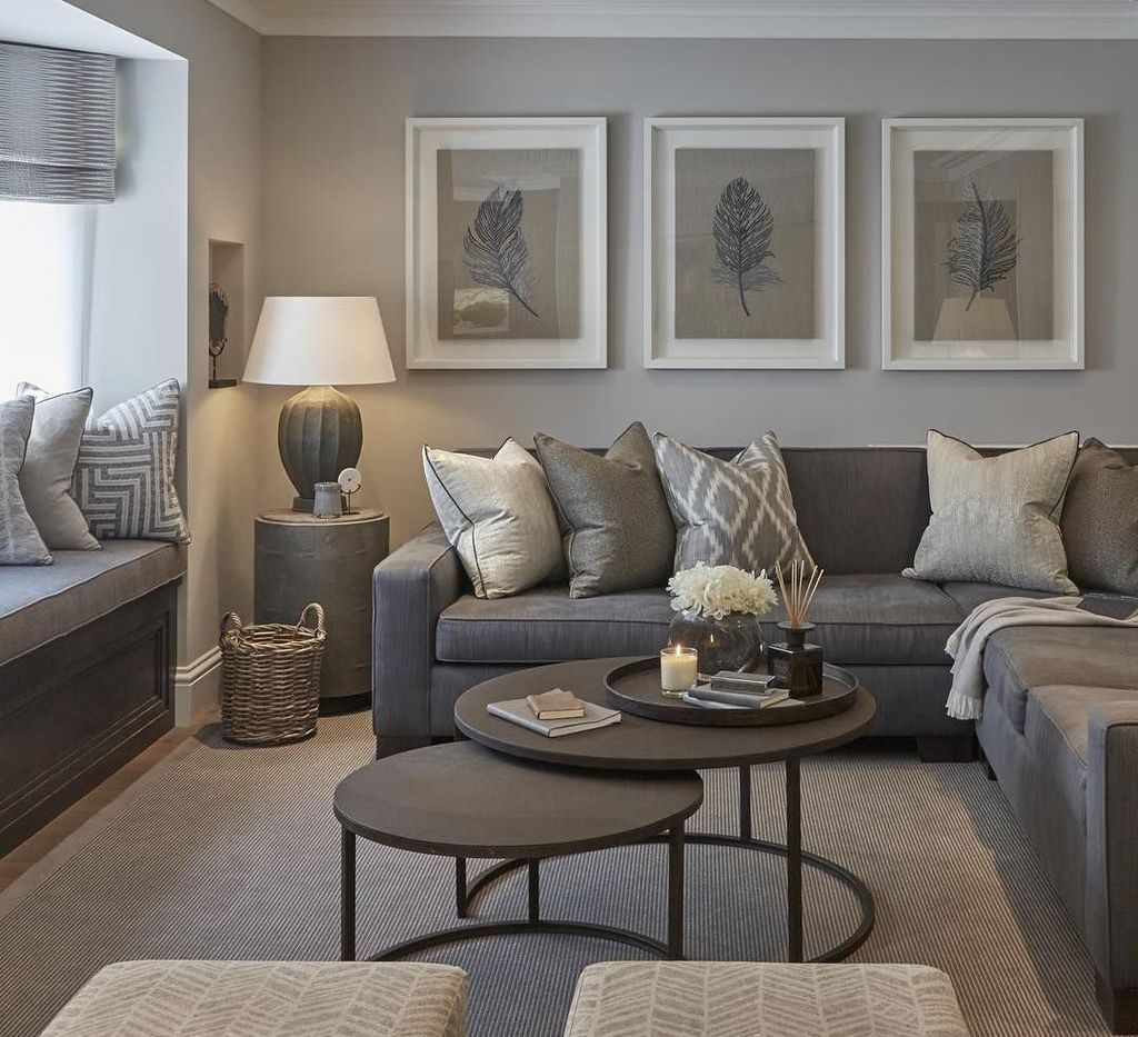 Stunning Apartment Living Room Decorating Ideas On A Budget 17