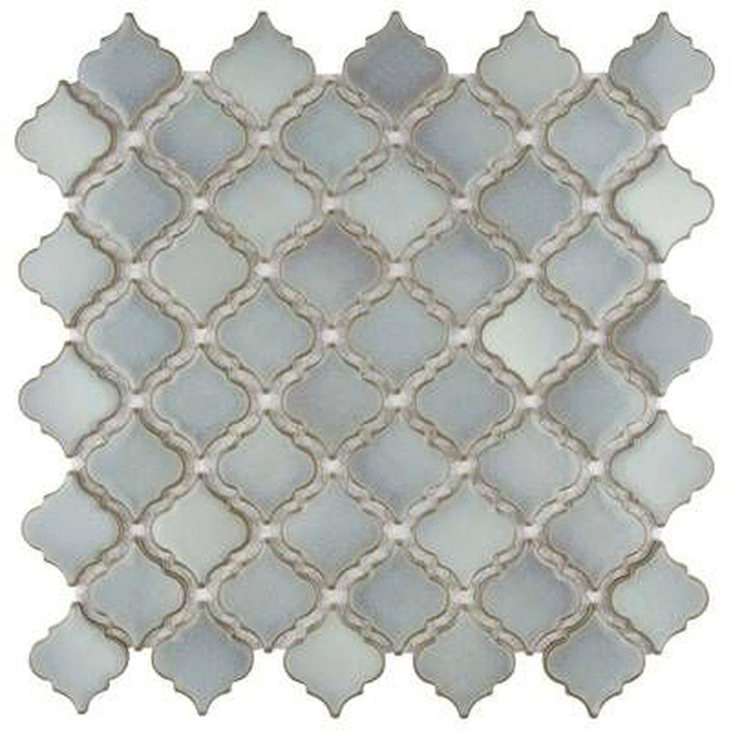 Superb Glitter Kitchen Tiles Design Ideas To Try Nowaday 07