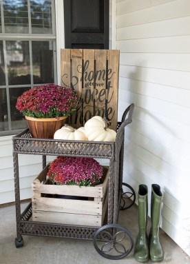 Unique Christmas Decoration Ideas For Front Porch 35