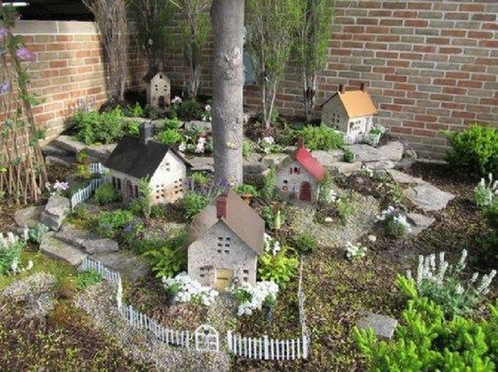 Unordinary Magical Fairy Garden Design Ideas To Try 19