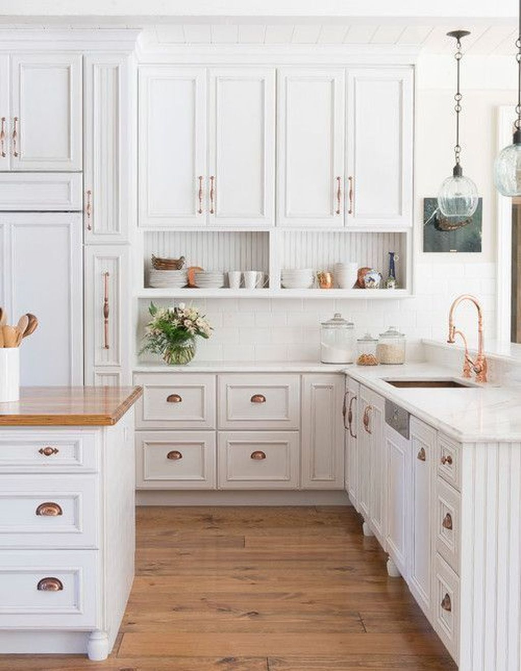 Adorable Kitchen Cabinet Ideas That Looks Neat To Try 03