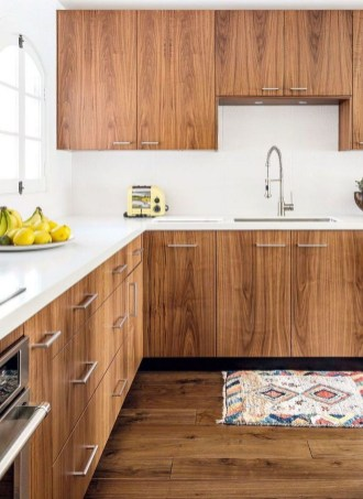 Adorable Kitchen Cabinet Ideas That Looks Neat To Try 14