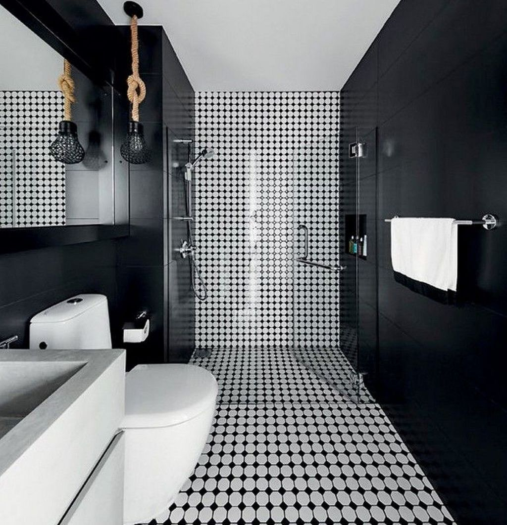 Best Minimalist Bathroom Design Ideas That Trendy Now 07
