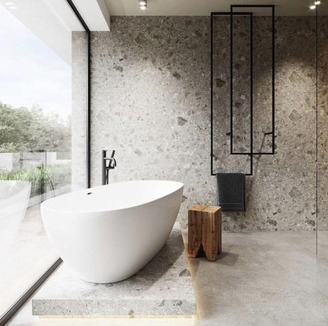 Best Minimalist Bathroom Design Ideas That Trendy Now 10