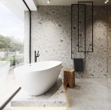 Best Minimalist Bathroom Design Ideas That Trendy Now 10