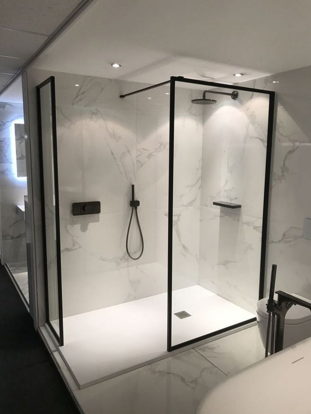 Best Minimalist Bathroom Design Ideas That Trendy Now 20