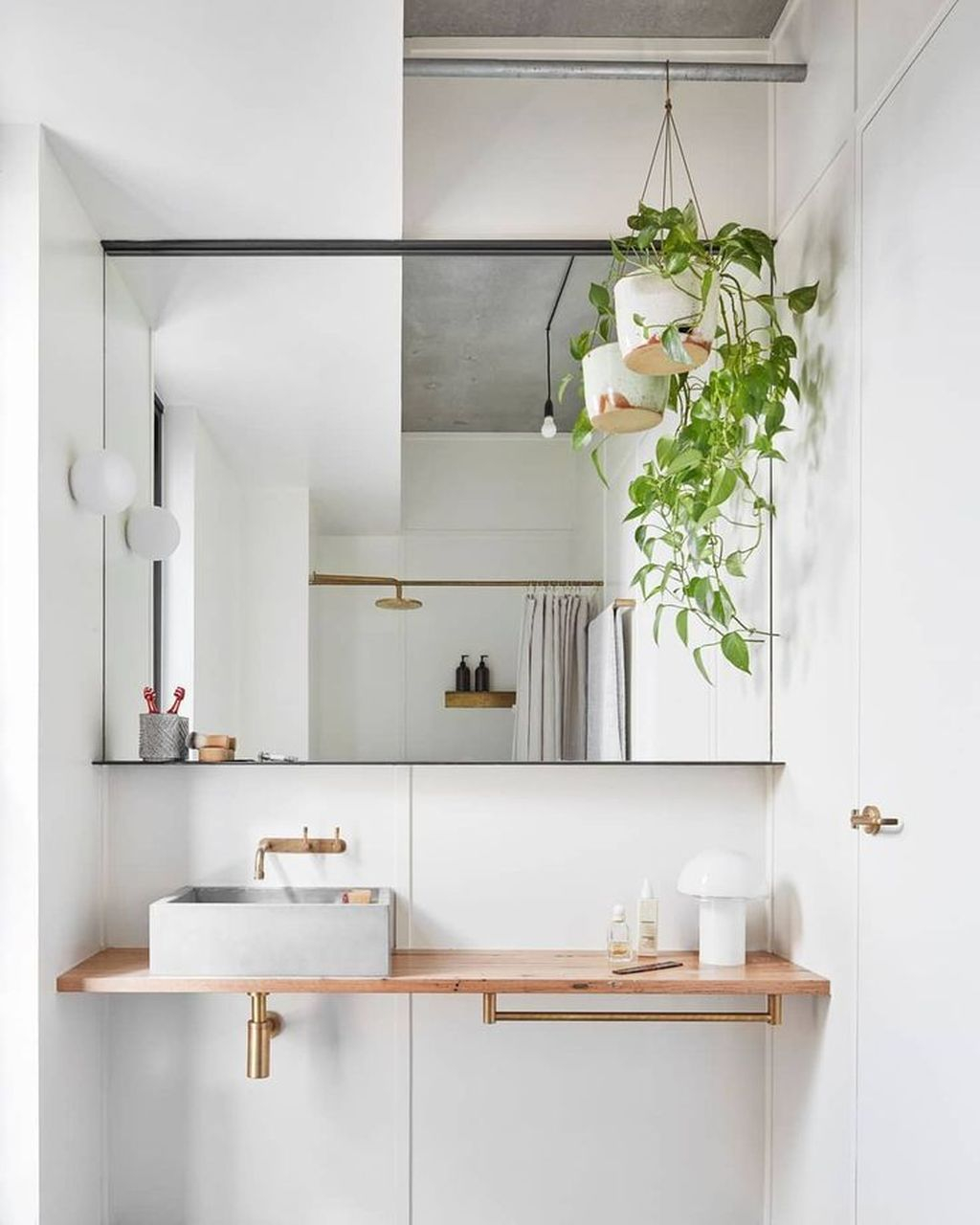 Best Minimalist Bathroom Design Ideas That Trendy Now 25