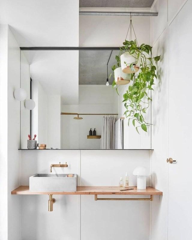 Best Minimalist Bathroom Design Ideas That Trendy Now 25