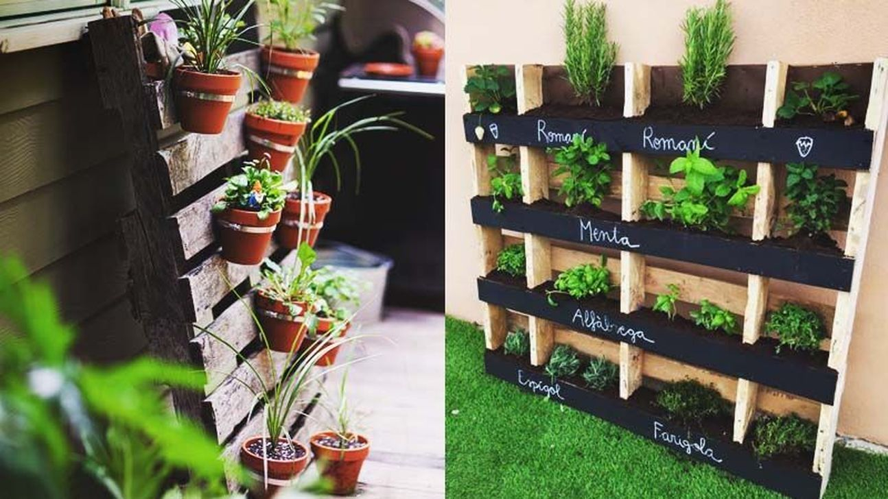 Brilliant Diy Projects Pallet Garden Design Ideas On A Budget 15