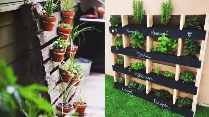 Brilliant Diy Projects Pallet Garden Design Ideas On A Budget 15