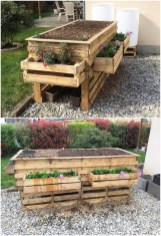 Brilliant Diy Projects Pallet Garden Design Ideas On A Budget 16
