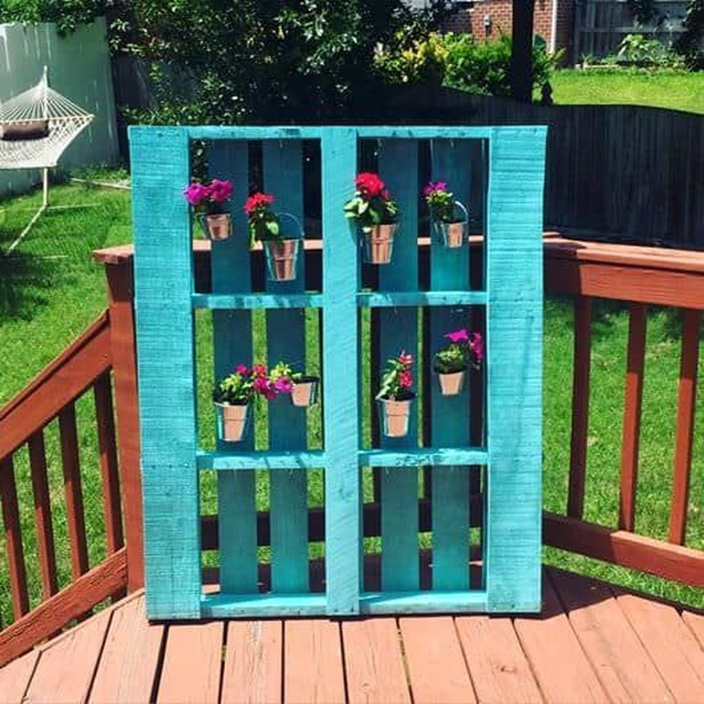 Brilliant Diy Projects Pallet Garden Design Ideas On A Budget 23