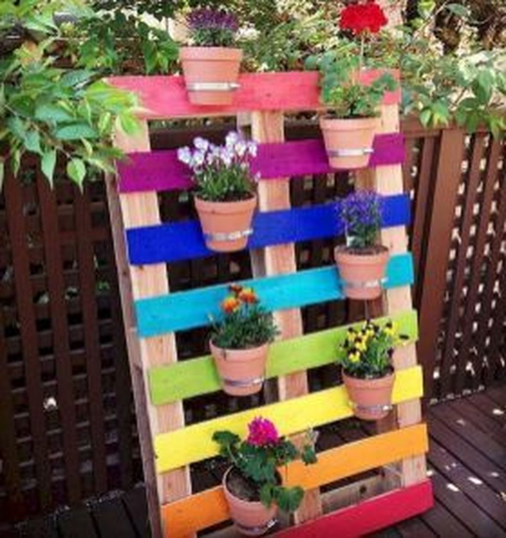 Brilliant Diy Projects Pallet Garden Design Ideas On A Budget 30