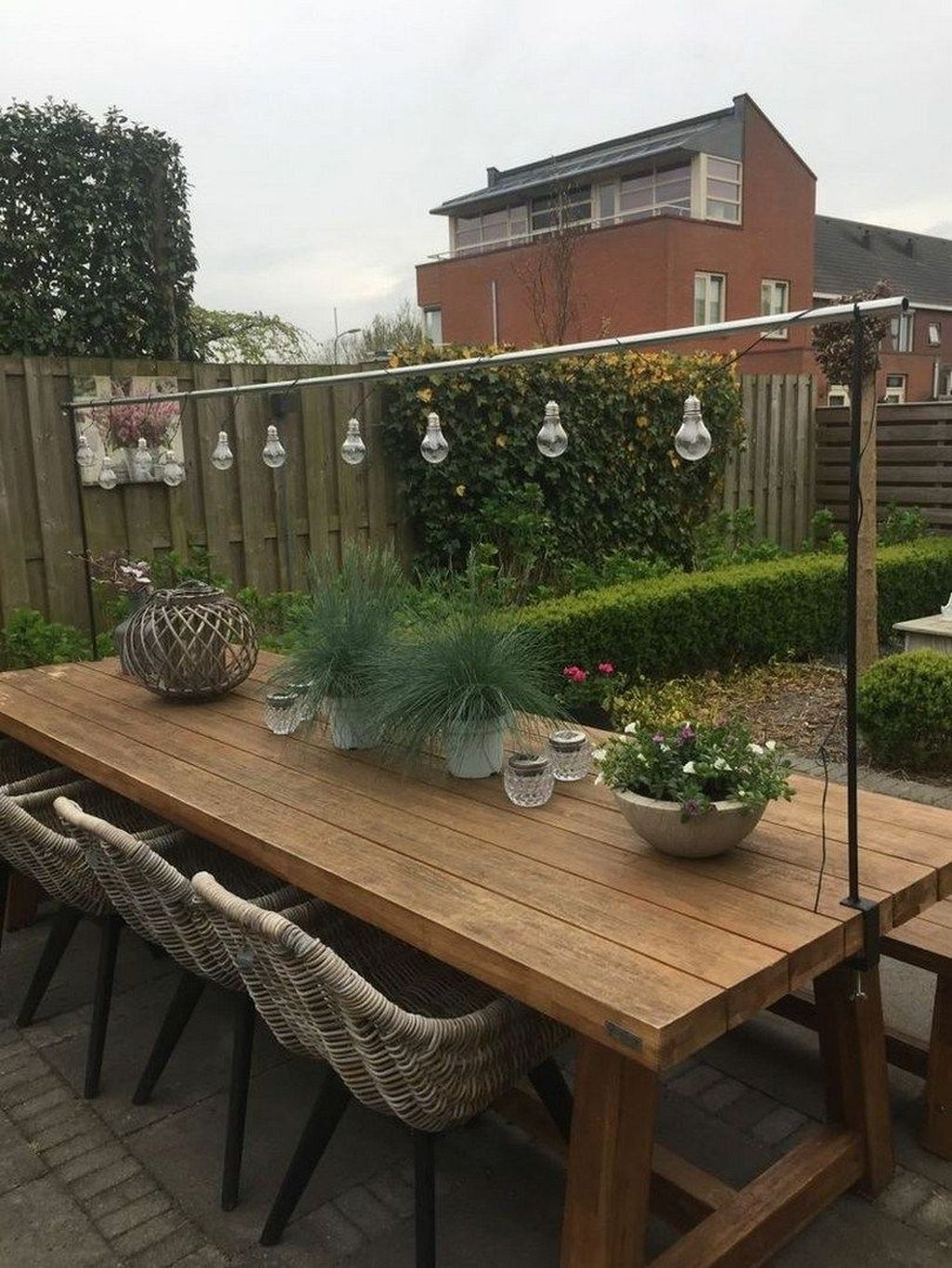 Captivating Diy Patio Gardens Ideas On A Budget To Try 03