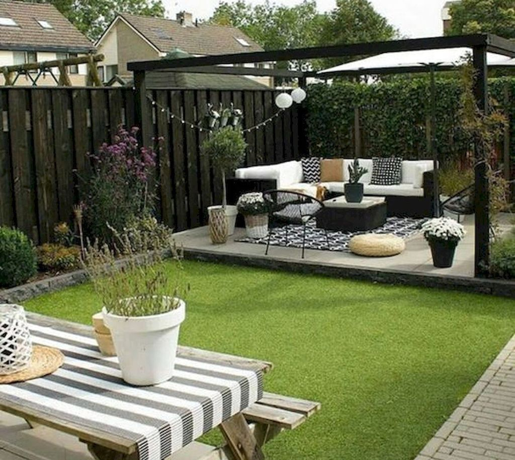 Captivating Diy Patio Gardens Ideas On A Budget To Try 07