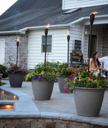 Captivating Diy Patio Gardens Ideas On A Budget To Try 16
