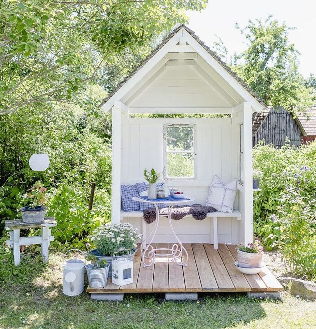 Captivating Diy Patio Gardens Ideas On A Budget To Try 19