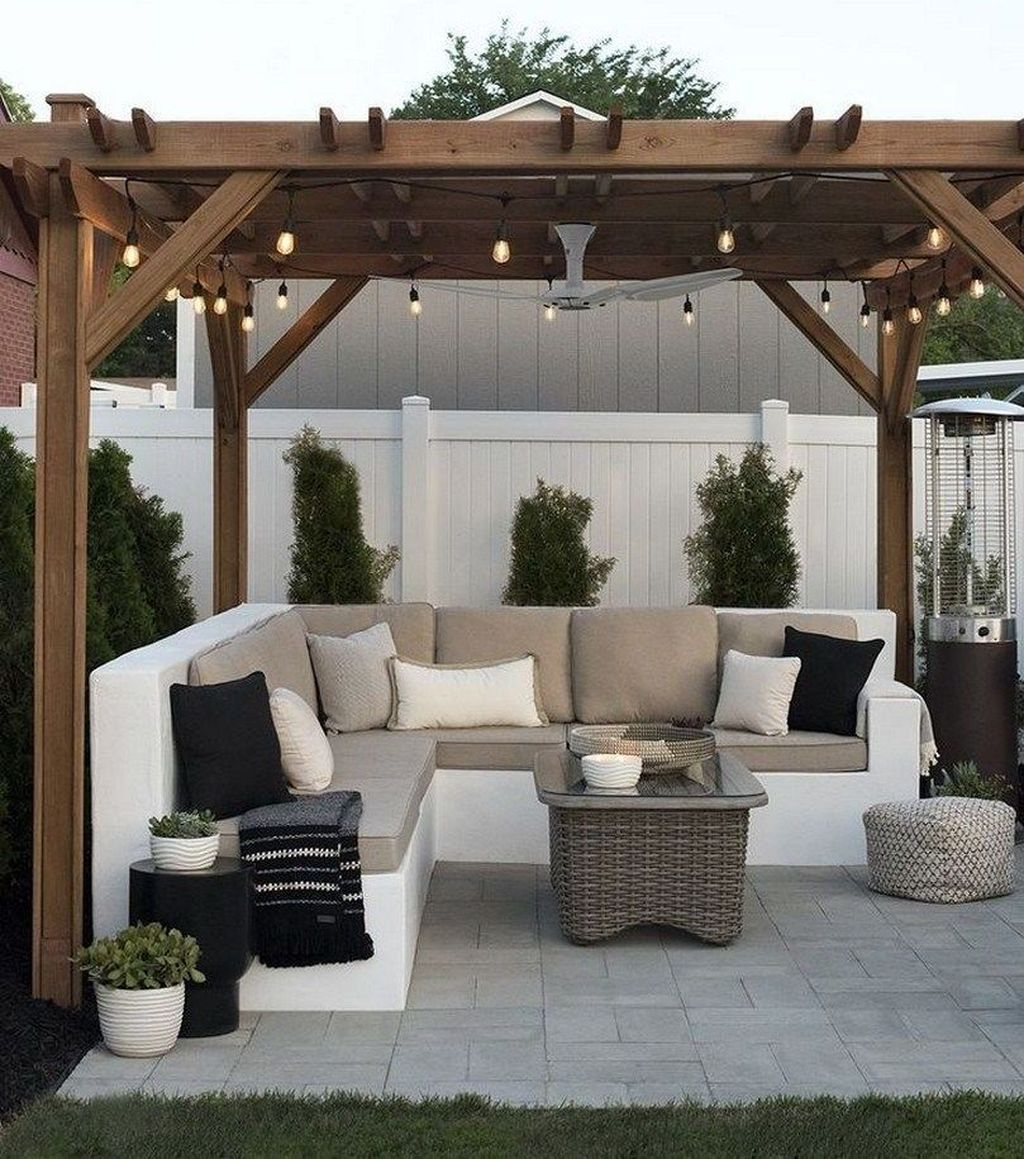Captivating Diy Patio Gardens Ideas On A Budget To Try 25