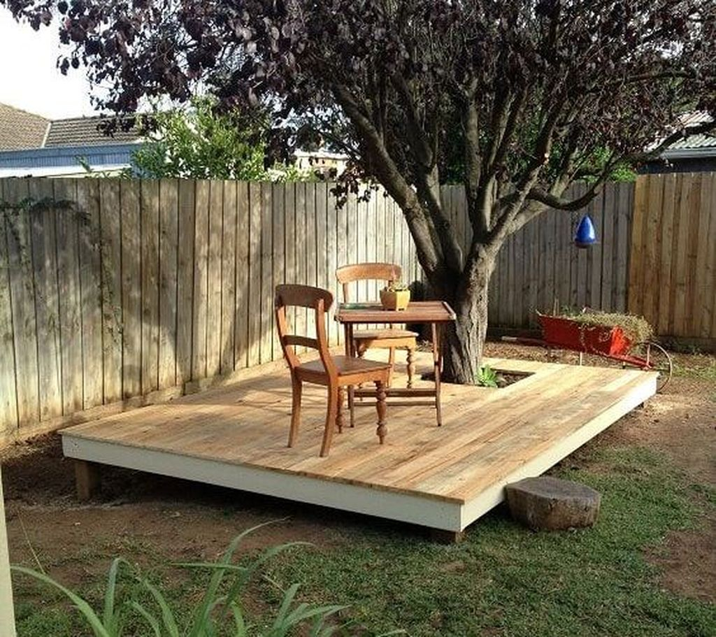 Captivating Diy Patio Gardens Ideas On A Budget To Try 27