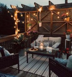 Captivating Diy Patio Gardens Ideas On A Budget To Try 32