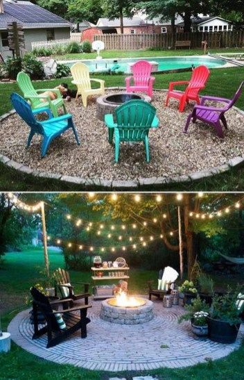 Captivating Diy Patio Gardens Ideas On A Budget To Try 36