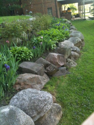 Casual Rock Garden Landscaping Design Ideas To Try This Year 02
