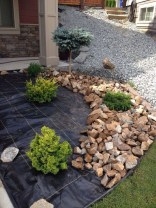 Casual Rock Garden Landscaping Design Ideas To Try This Year 06