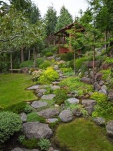 Casual Rock Garden Landscaping Design Ideas To Try This Year 13