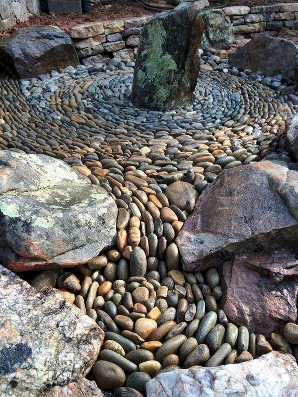 Casual Rock Garden Landscaping Design Ideas To Try This Year 23