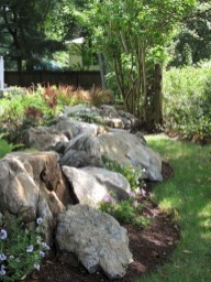 Casual Rock Garden Landscaping Design Ideas To Try This Year 27