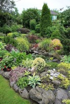 Casual Rock Garden Landscaping Design Ideas To Try This Year 32