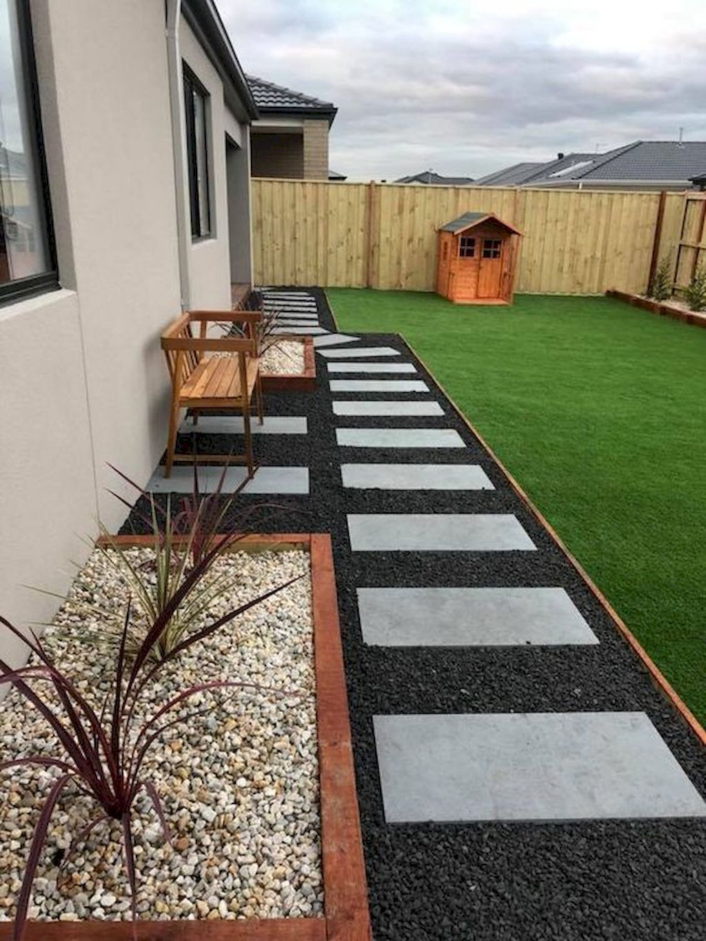 Excellent Backyard Landscaping Ideas That Looks Cool 24