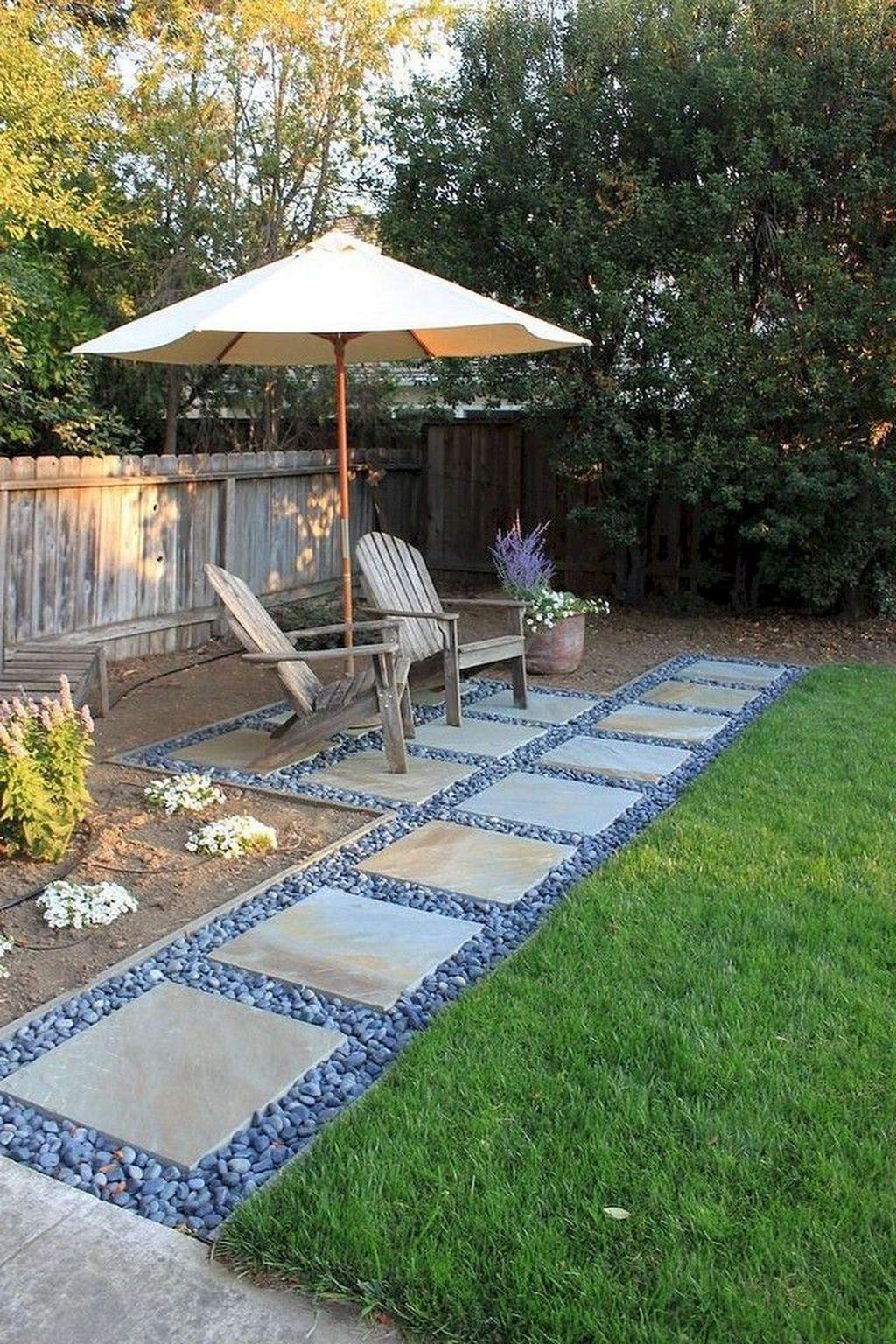 Excellent Backyard Landscaping Ideas That Looks Cool 25