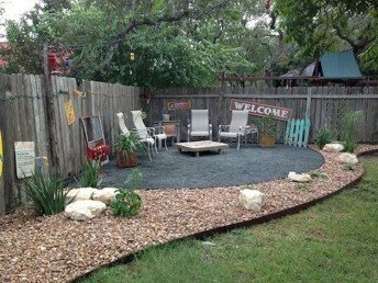 Excellent Backyard Landscaping Ideas That Looks Cool 37