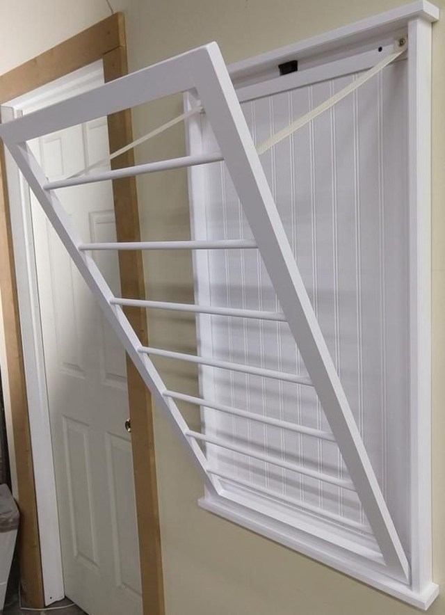 Hottest Diy Drying Place Design Ideas To Try 02