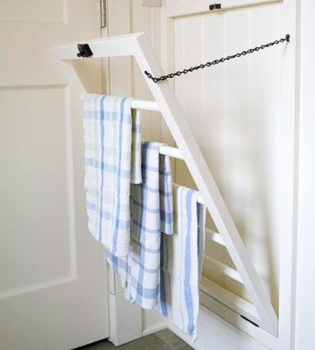 Hottest Diy Drying Place Design Ideas To Try 09