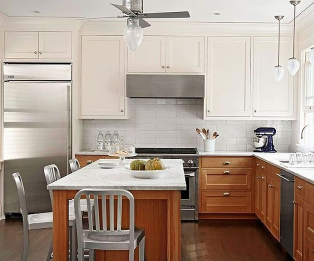 Hottest Wood Kitchen Set Design Ideas That You Can Try 15