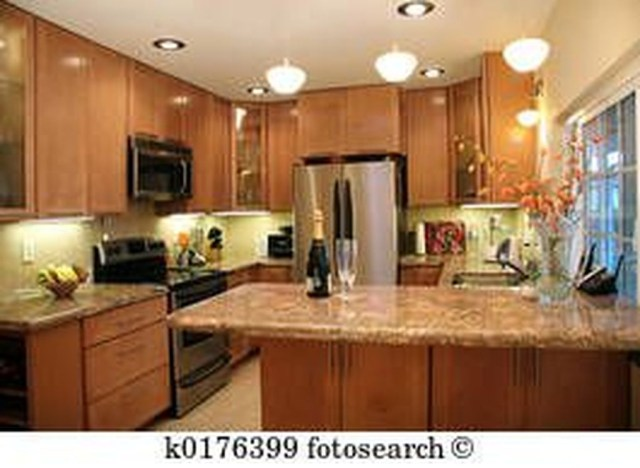 Hottest Wood Kitchen Set Design Ideas That You Can Try 27