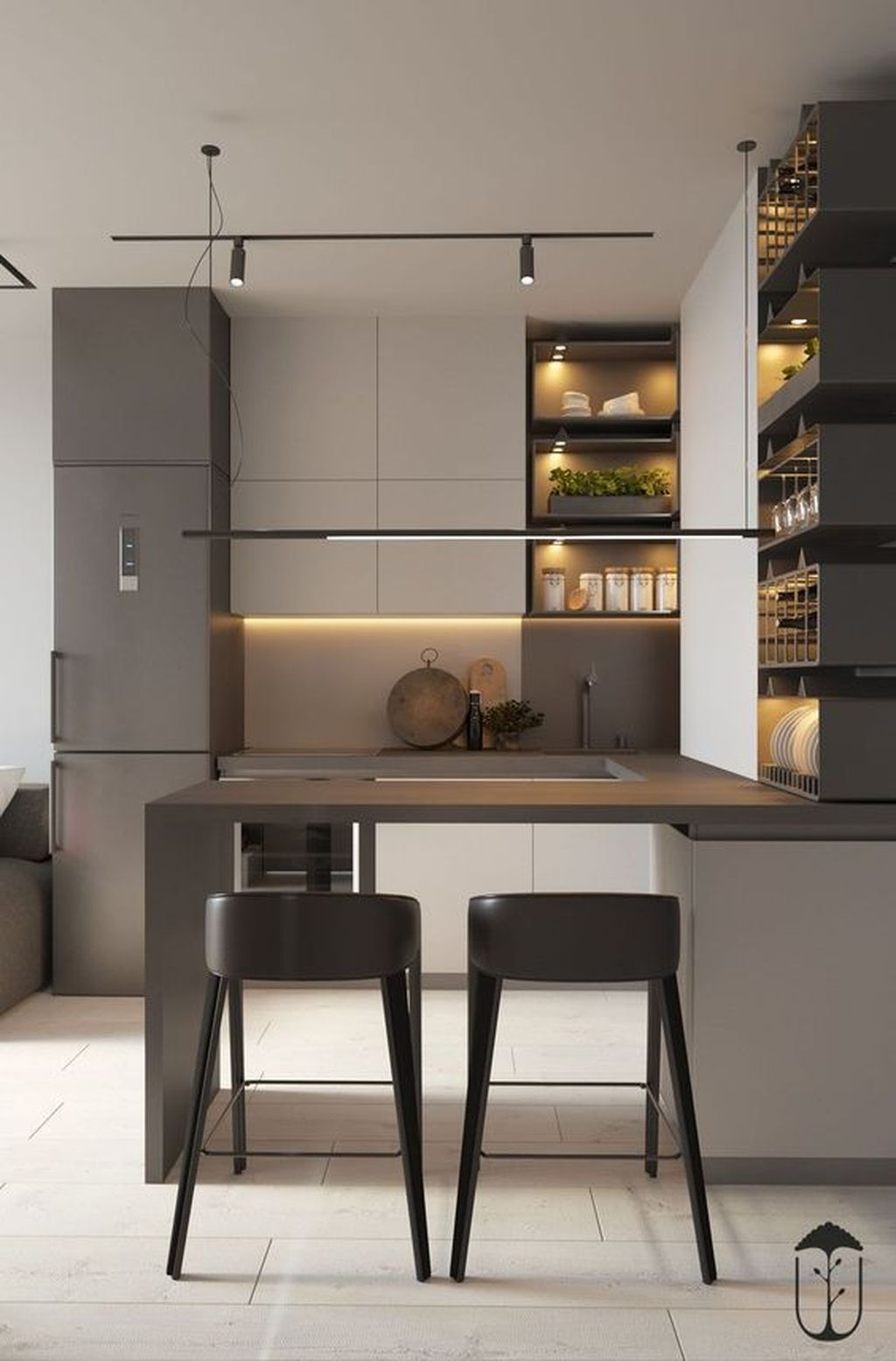 Impressive Kitchen Design Ideas You Can Try In Your Dream Home 05