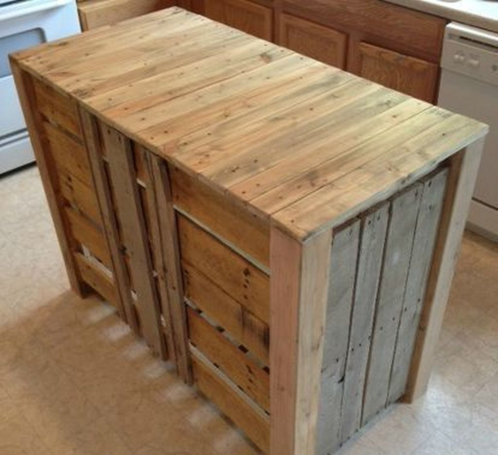 Incredible Diy Kitchen Pallets Ideas You Need To See Today 17