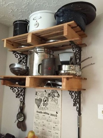 Incredible Diy Kitchen Pallets Ideas You Need To See Today 24