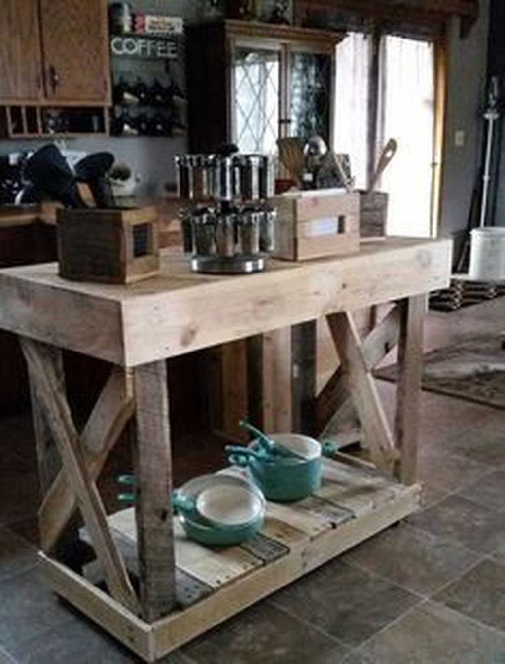 Incredible Diy Kitchen Pallets Ideas You Need To See Today 28