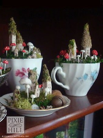 Inspiring Diy Teacup Mini Garden Ideas To Add Bliss To Your Home 15