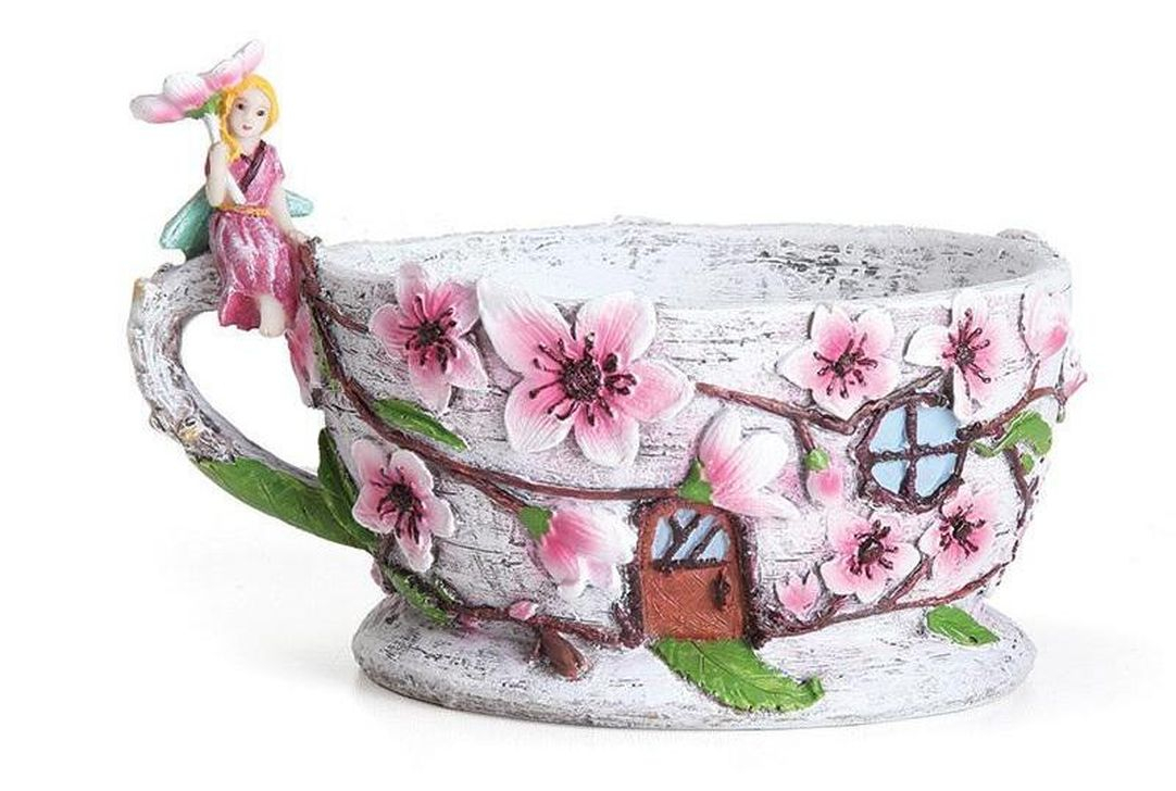 Inspiring Diy Teacup Mini Garden Ideas To Add Bliss To Your Home 22