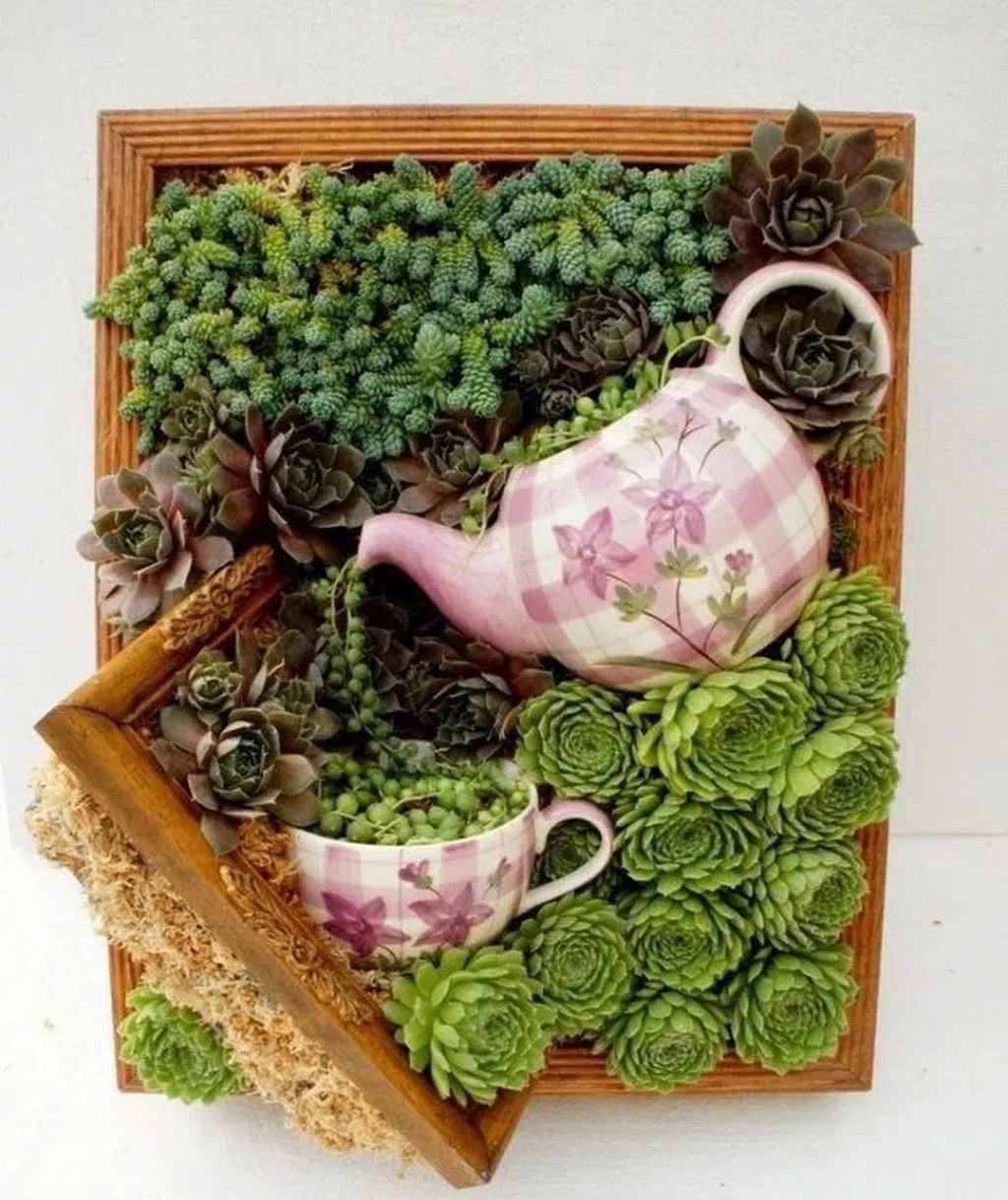 Inspiring Diy Teacup Mini Garden Ideas To Add Bliss To Your Home 25