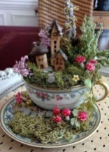 Inspiring Diy Teacup Mini Garden Ideas To Add Bliss To Your Home 30