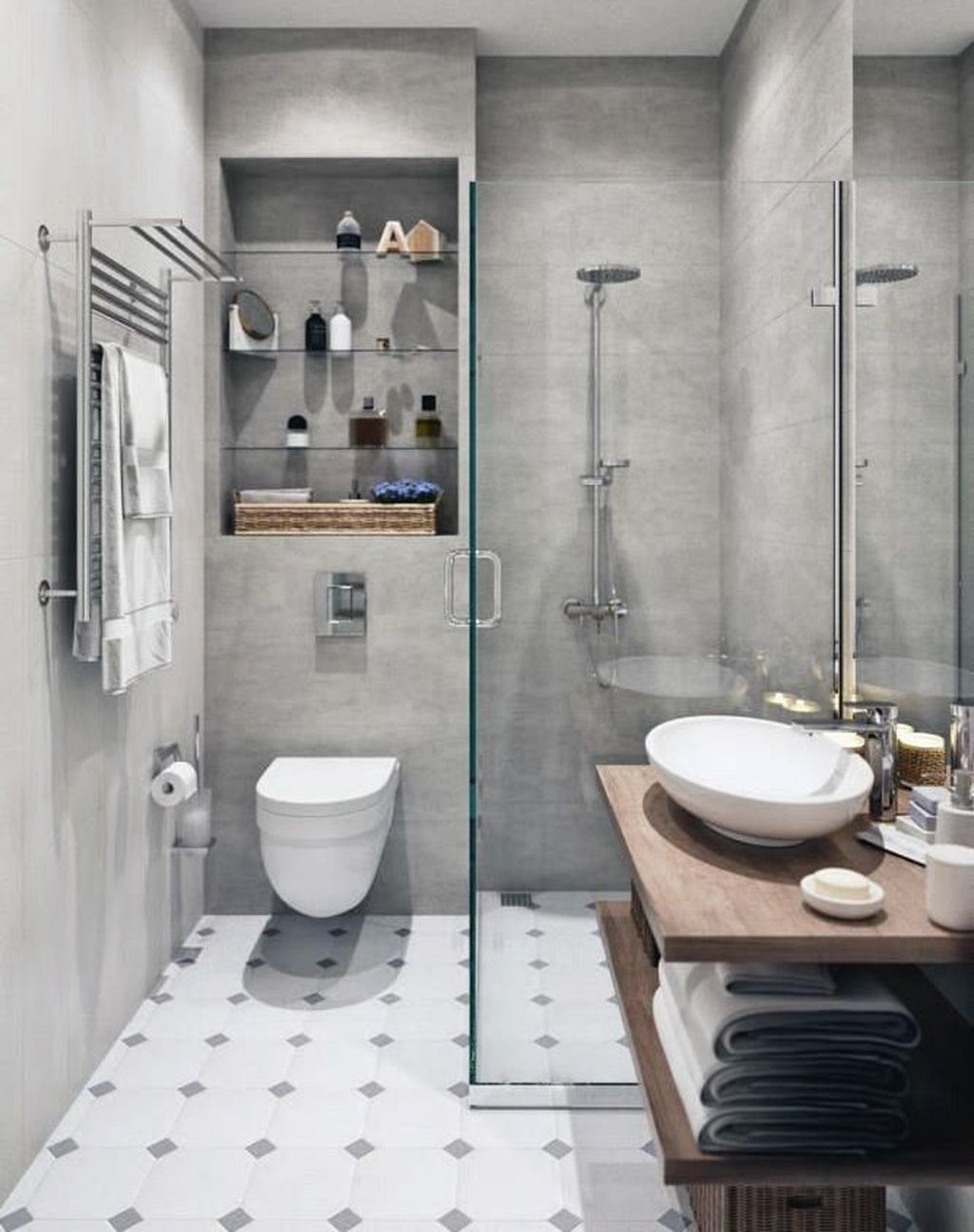 Latest Bathroom Design Ideas To Try Asap 17