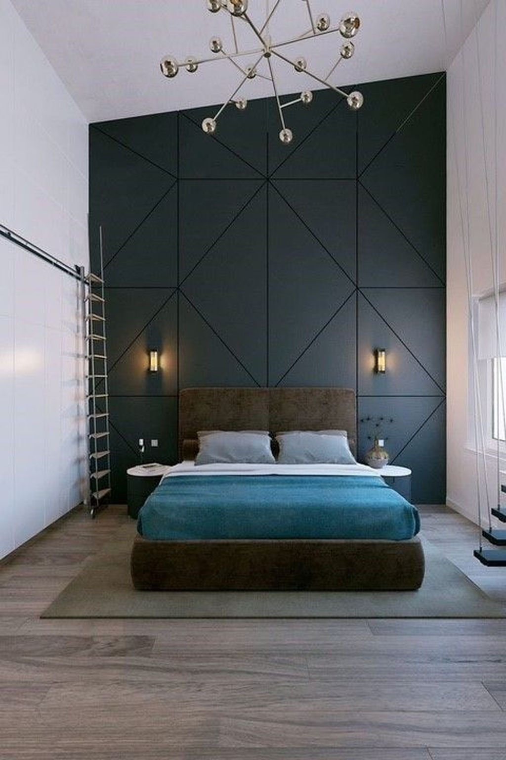 Lovely Bedroom Design Ideas That Make You More Relaxed 02