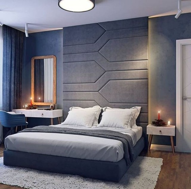 Lovely Bedroom Design Ideas That Make You More Relaxed 03